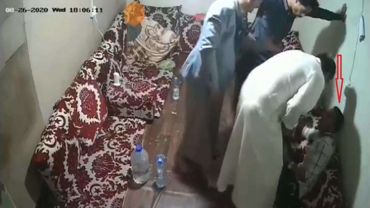 بالفيديو..حوثيون يقتلون شابًا يمنيًا ثم يزعمون انتحاره