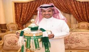 ماجد النفعي: مكافأة تحفيزية للاعبي الأهلي في حال فوزهم في مباراتهم القادمة