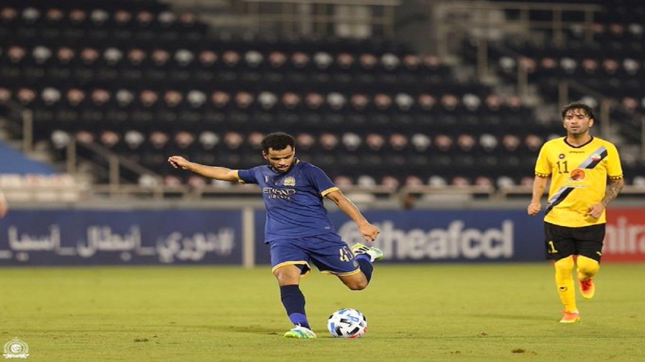 تعليق عسيري بعد أول مباراة له مع النصر