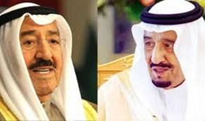 خادم الحرمين لأمير الكويت: فقدنا أخاً عزيزاً كرّس حياته لخدمة الوطن