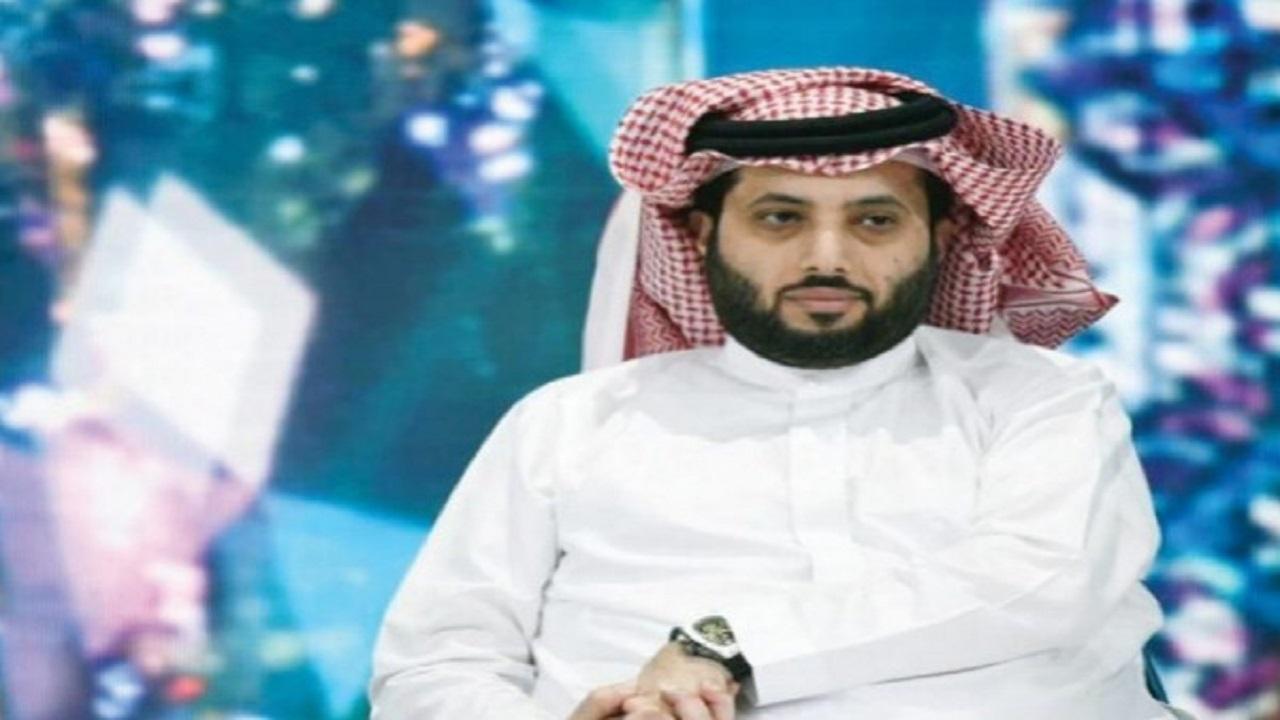 تركي آل الشيخ: ليت الصحة والسعادة سلعة تنباع