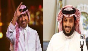 بالفيديو.. تركي آل الشيخ يكشف عن عمل غنائي جديد احتفالا باليوم الوطني للمملكة