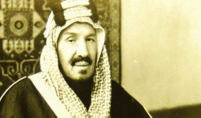 رئاسة شؤون الحرمين تنشر مقولة تاريخية للملك عبدالعزيز