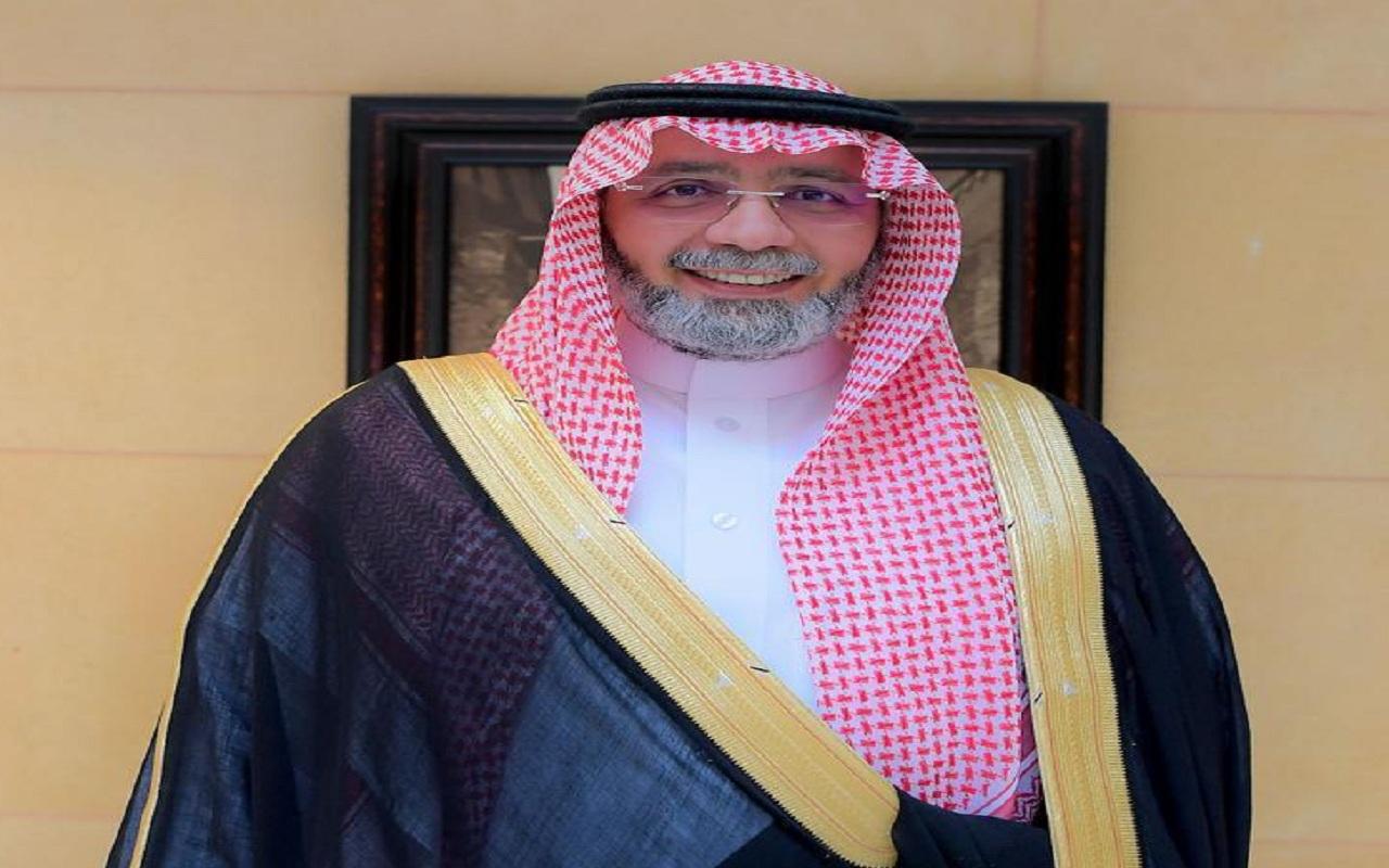 العبدالواحد مدير عام مراسم إمارة الرياض للثالثة عشرة