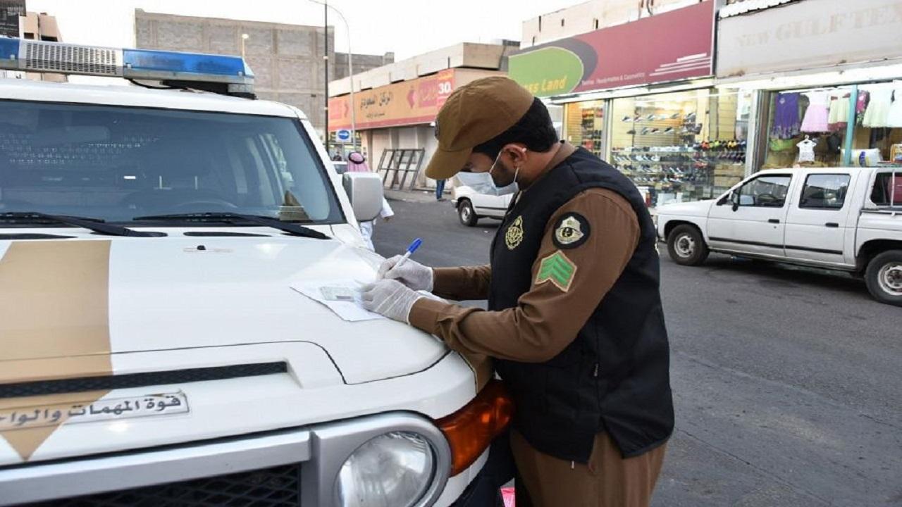 شرطة حائل تتابع تنفيذ الإجراءات الاحترازية والتدابير الوقائية في الأسواق الشعبية