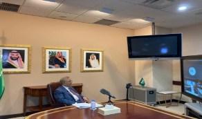 المملكة تدعم الأمم المتحدة بـ100 مليون دولار لدعم خطة الاستجابة لمكافحة الجائحة