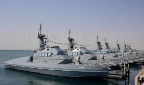 """""""القوات البحرية"""" تتسلم دفعات من مشروع الزوارق الاعتراضية السريعة الفرنسية"""