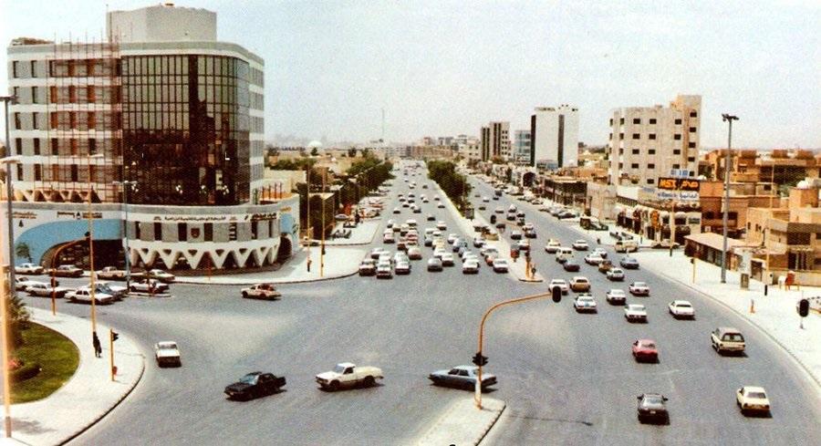 الرياض تقاطع الجرير مع الستين