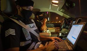 """صورة من الميدان لـ """"دوريات الأمن"""""""