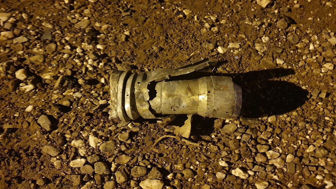 إصابة 5 مدنين إثر سقوط مقذوف حوثي على إحدى القرى الحدودية بجازان