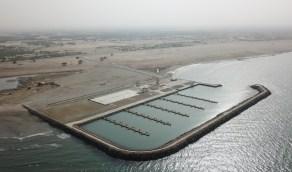 """""""السعودية للكهرباء"""" تنشئ أحدث مرفأ للصيد في الشقيق يستوعب 120 قارباً"""