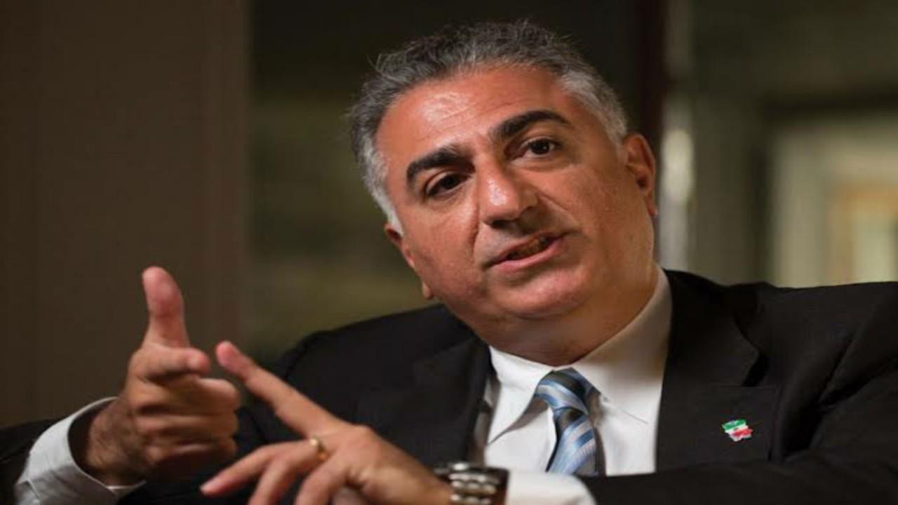 نجل شاه إيران يدعو لعصيان مدني لإنقاذ السلطة من رجال الدين