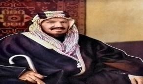 شاهد.. أول صورة التقطها الملك عبدالعزيز في عمر الـ 34 عامًا