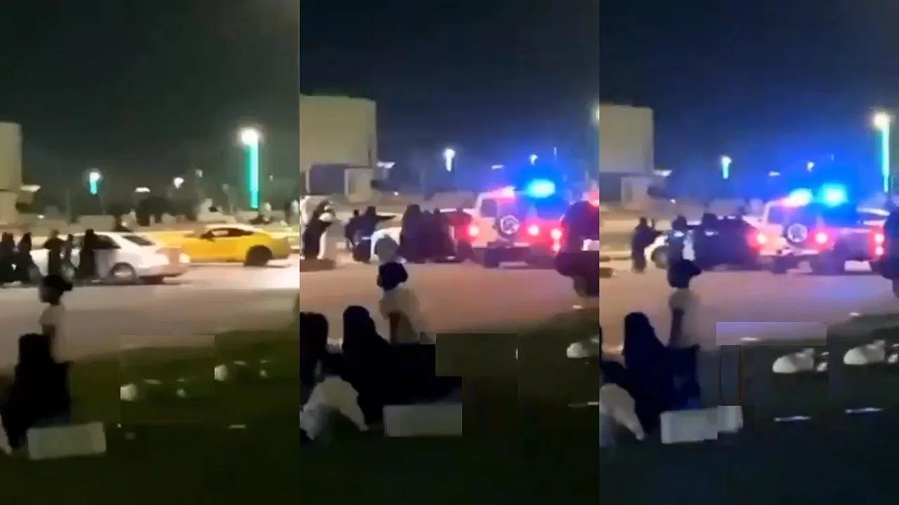القبض على المتورطين في المشاجرة الحامية بين النساء في عنيزة