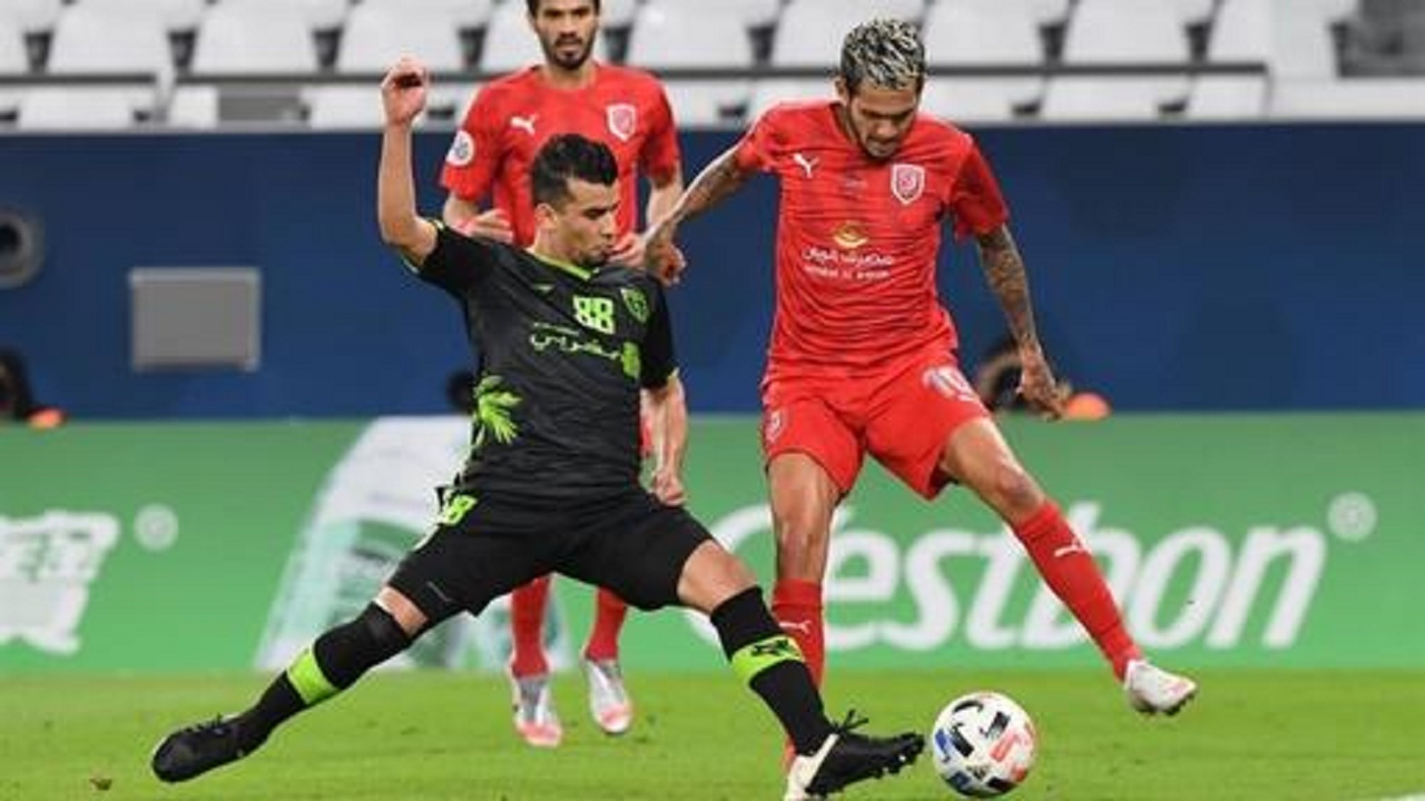 حمدان الرويلي خارج حسابات التعاون في دوري أبطال آسيا