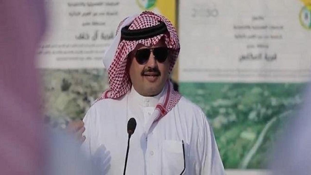 شاهد.. أمير عسير خلال توقيعه مشروع القرى التراثية : لن أسمح بأي خلل