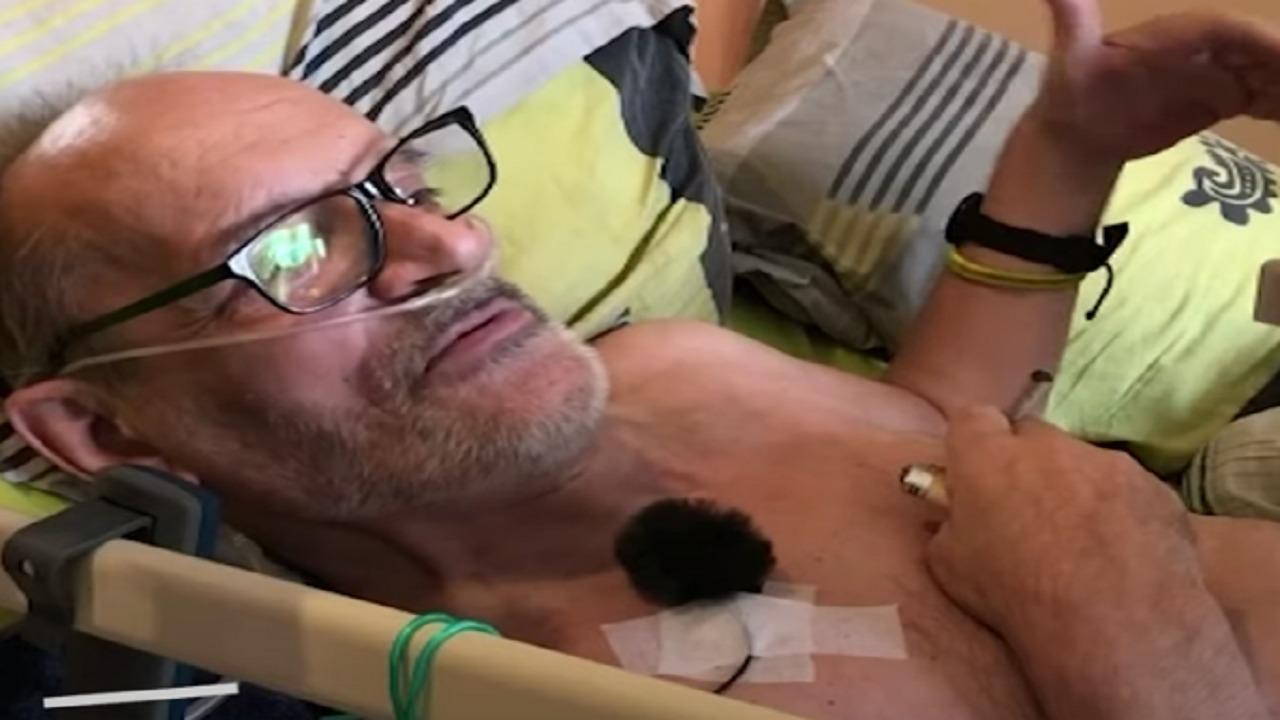فرنسي يتعهد بقتل نفسه لإنهاء معاناته من مرض نادر