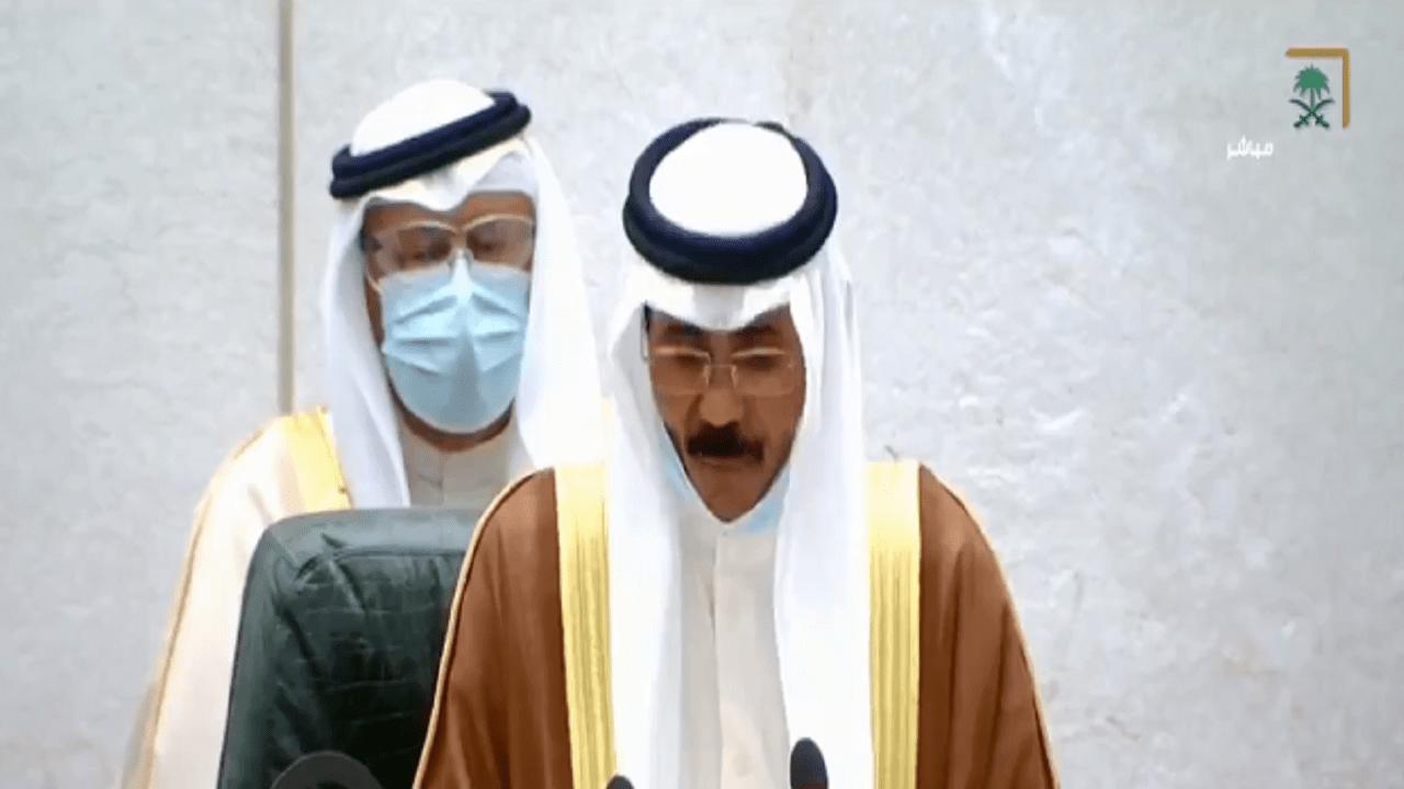 بالفيديو.. أمير الكويت الشيخ نواف الأحمد يؤدي اليمين الدستورية أمام مجلس الأمة