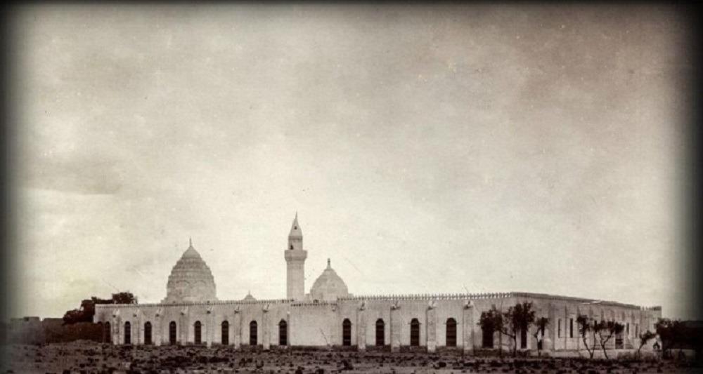 مسجد عبدالله بن عباس رضي الله عنه في الطائف