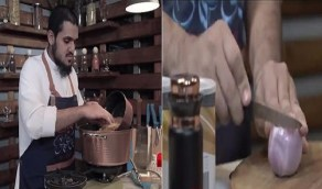 بالفيديو.. مواطن كفيف يصبح من أمهر الطهاه في بريدة ويدير منصة خاصة به