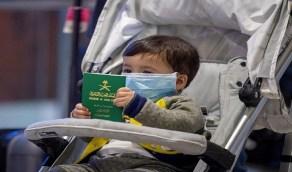 """""""الخطوط السعودية"""" توضح قيمة تذكرة الأطفال والرضع"""