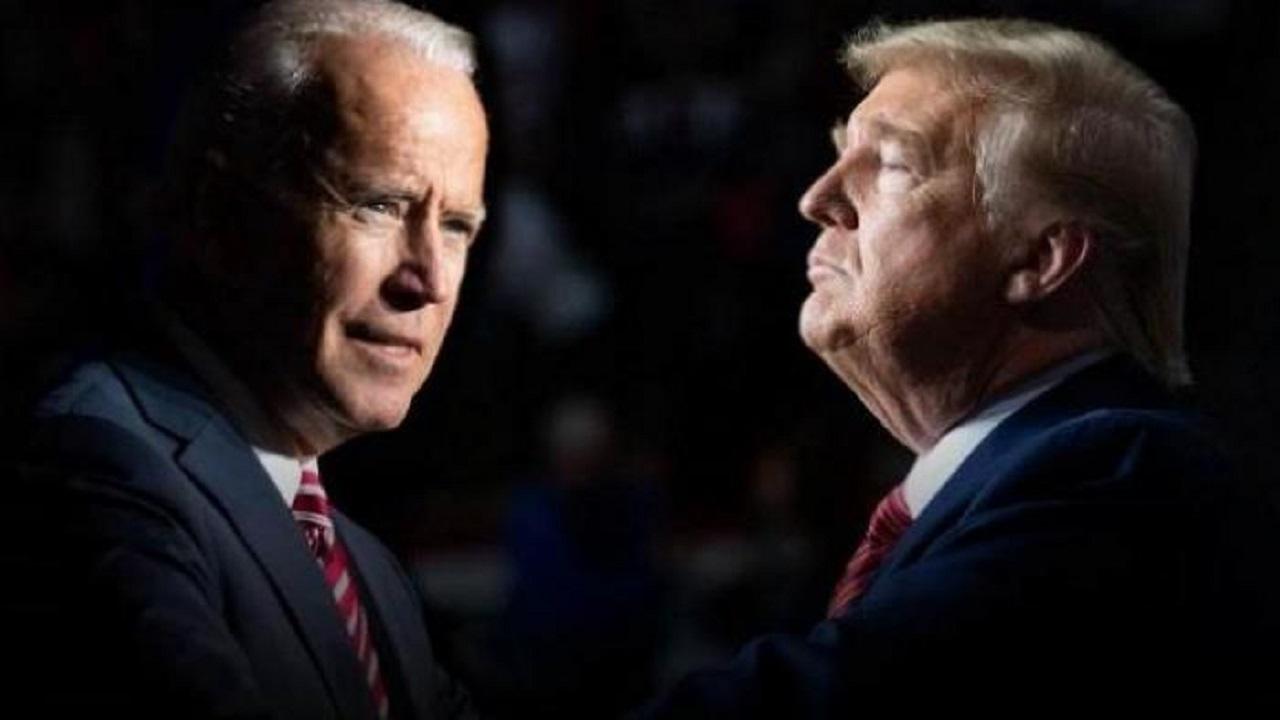 اشتباك لفظي بين بايدن وترامب في أول مناظرة رئاسية بينهما