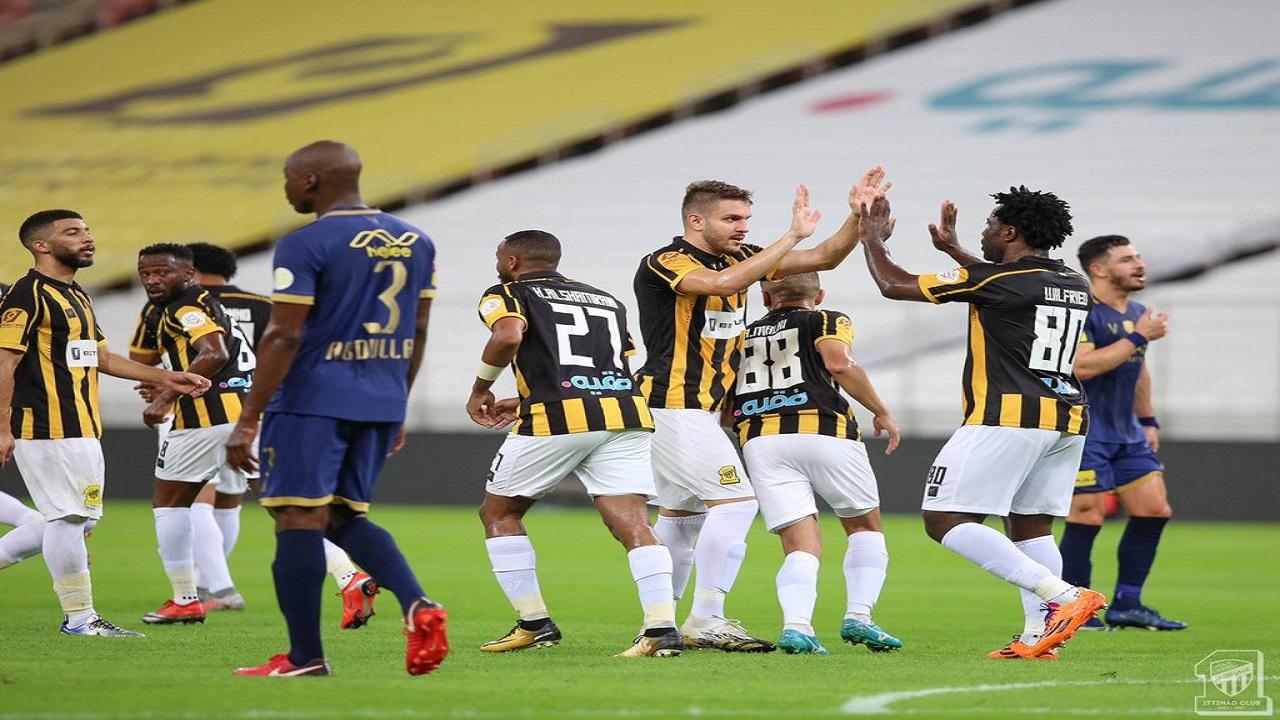 النصر يكتفي بالتعادل أمام الاتحاد ويخيب آمال الجماهير (فيديو وصور)