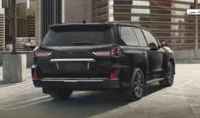 بالصور.. مواصفات لكزس الـ إكس 2021 Lexus LX الفاخرة