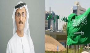 بقصيدة شعرية وزير التغيير المناخي الإماراتي يعبر عن حبه للمملكة