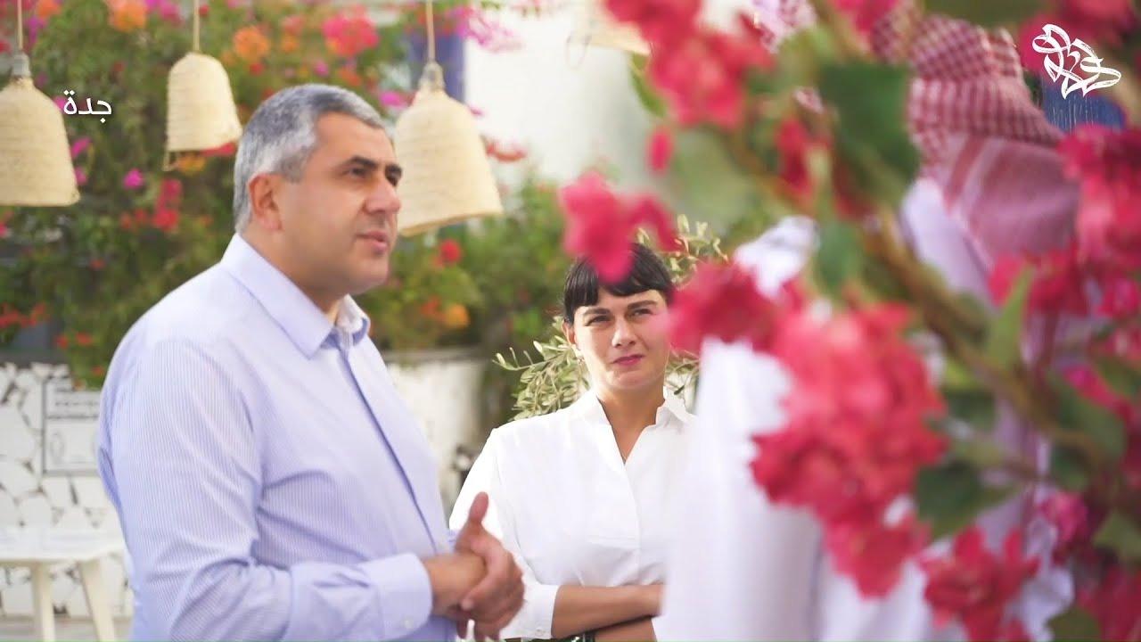 شاهد.. أمين  «السياحة العالمية» ينشر فيديو زيارته للمملكة ويدعوا لزيارتها