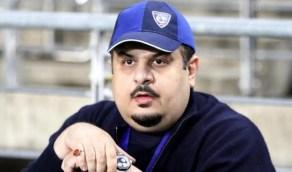 """""""بن مساعد"""" يطالب الاتحاد باعتبار الهلال منسحبا من مباراة أهلي دبي"""