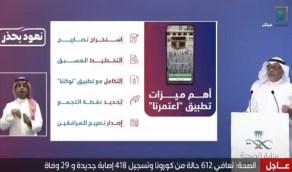 وكيل وزارة الحج: سنُصدر تصاريح للعُمرة أخرى لاحقًا (فيديو)