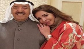 رسالة مؤثرة لحفيدة أمير الكويت الراحل: لو أملك أن أهديك عمري لسجلت أيامي باسمك