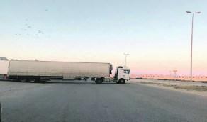 موعد رصد دخول الشاحنات إلكترونيًا في الأوقات الممنوعة بجدة