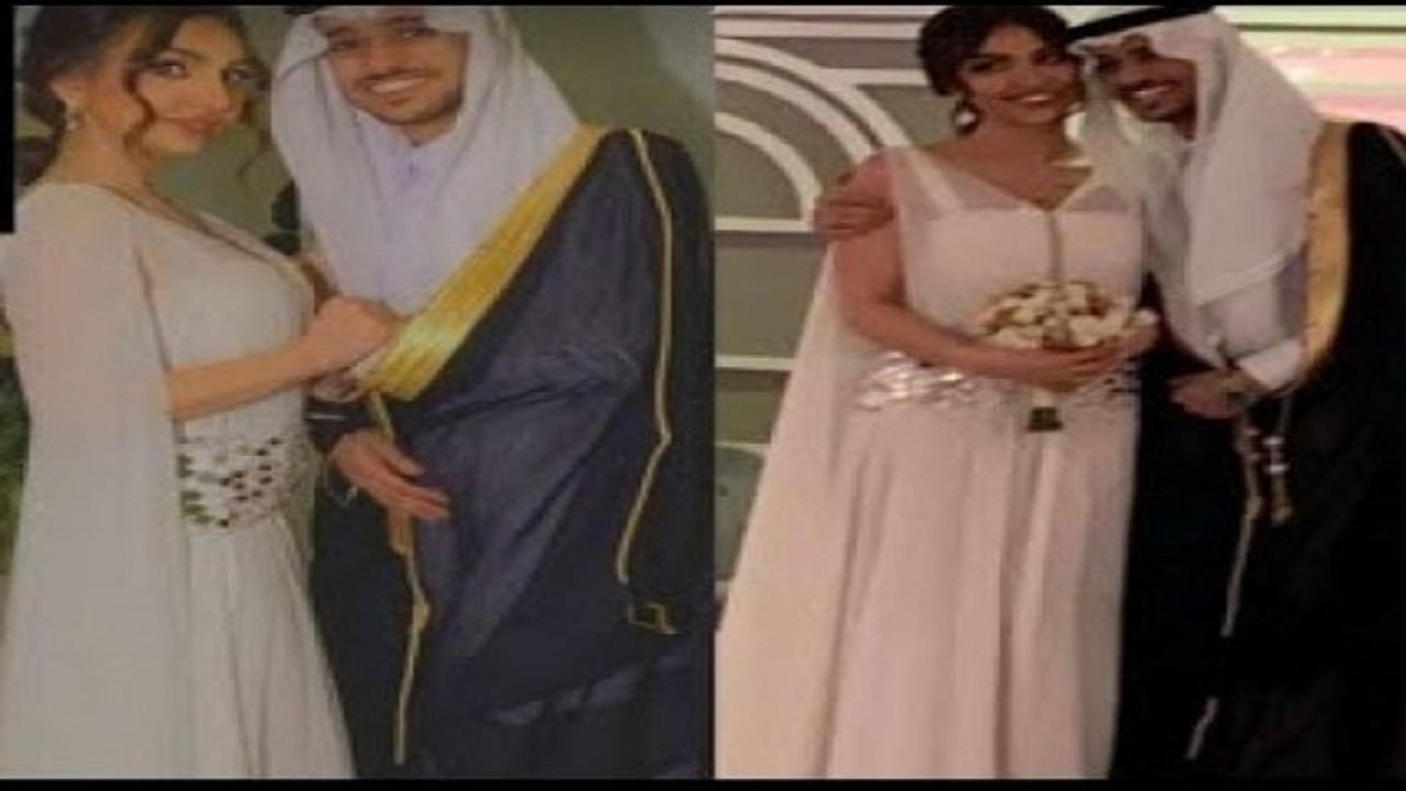 عايض يرد بفيديو ساخر على تعليق لريماس منصور حول زواجه
