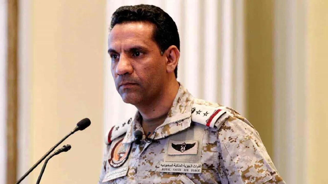 تدمير طائرة مفخخة أطلقتها مليشيا الحوثي باتجاه المملكة