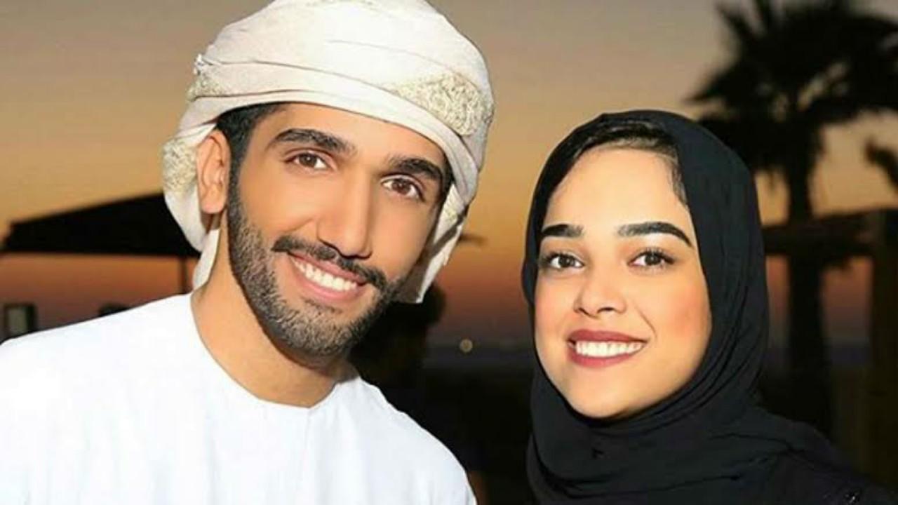 """أحمد خميس لمشاعل الشحي:""""اشتقت إليك """" والجمهور يتوقع عودتهما قريبَا"""