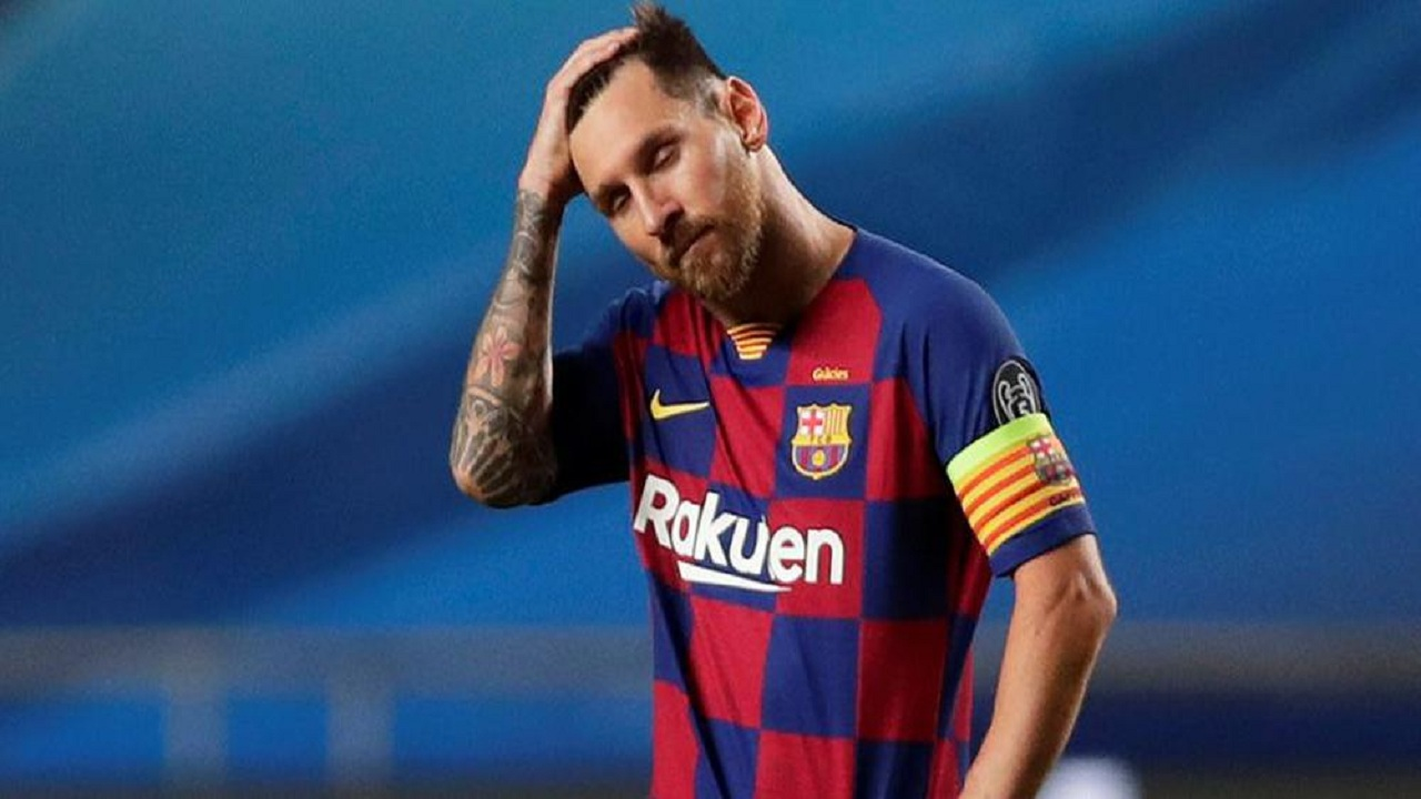 الخميس القادم سيحسم مستقبل ليونيل ميسي ببرشلونة