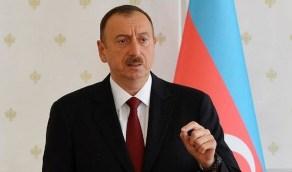 رئيس أذربيجان يوجه خطاب لشعبه لإعلان الحرب على أرمينيا