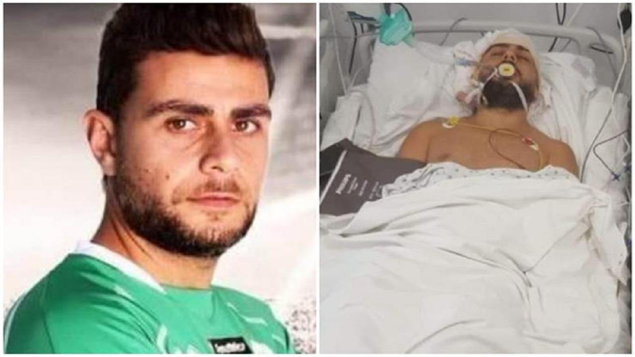 وفاة لاعب المنتخب اللبناني متأثرًا بطلقة طائشة