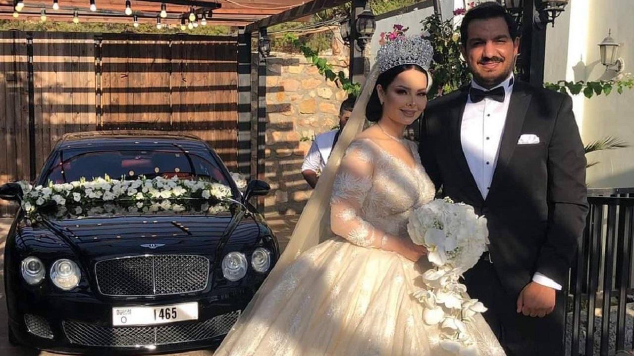 الشرطة تستدعي زوج ديانا كرزون في ليلة زفافهما