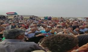 وفاة عقيد أثناء اعتصامه للمطالبة براتبه المتأخر في عدن