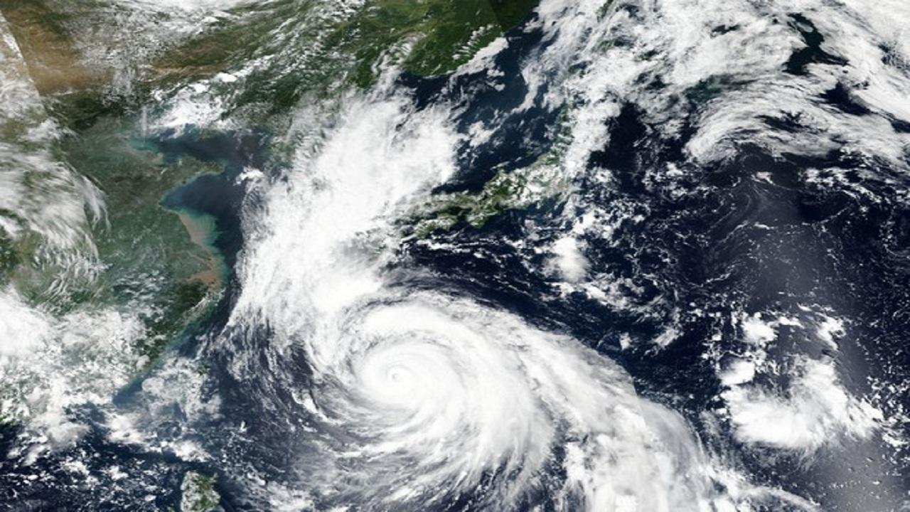 سفارة المملكة في سيئول تحذر المواطنين من أعصار Haishen