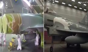 بالفيديو.. القوات الجوية تنهي تجهيز الطائرات المشاركة في الإحتفال باليوم الوطني التسعين