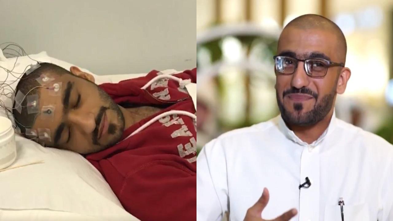بالفيديو..مواطن تكسرت جمجمته يروي ما رآه أثناء غيبوبته