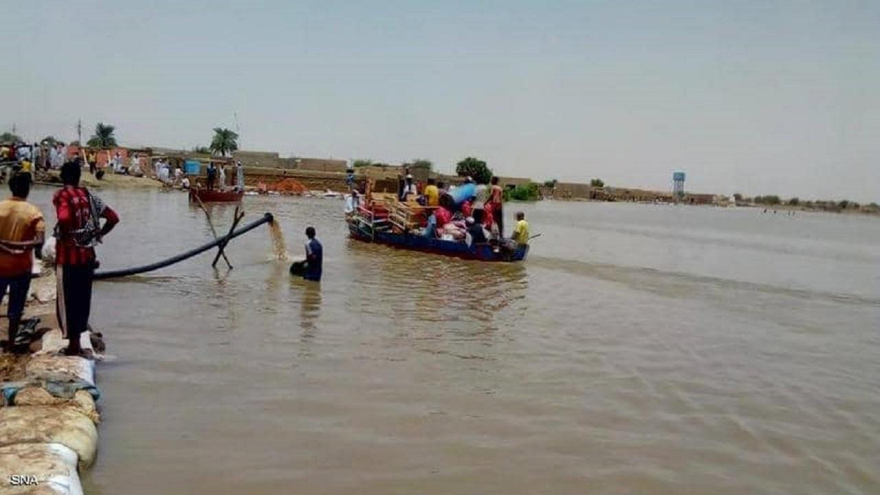 بالفيديو.. خبير مائي يكشف سبب كارثة فيضانات السودن وعلاقتها المباشرة بسد النهضة الإثيوبي