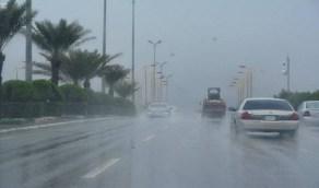 المسند: عودة نشاط الحالة المطرية مرة أخرى