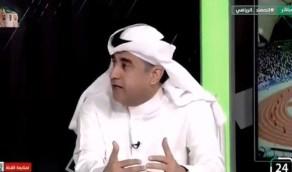 محمد الغامدي يقارن غيابات الهلال بغياب أمرابط وموسى عن النصر (فيديو)