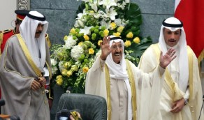 آلية انتقال الحكم  في الكويت