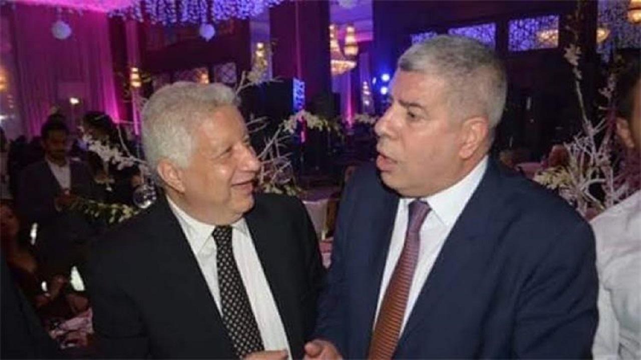 """مرتضى منصور يمنع """" شوبير """" من التعليق على مباريات الزمالك"""